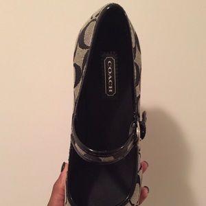 Coach Shoes - Authentic Coach Wedge